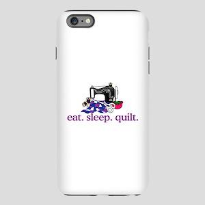 Quilt (Machine) iPhone Plus 6 Tough Case