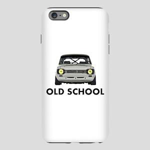 Old School iPhone Plus 6 Tough Case