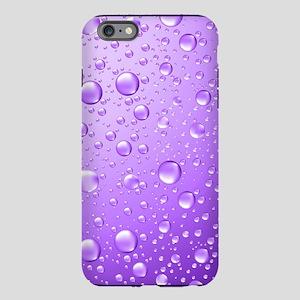 Metallic Purple Abstract iPhone Plus 6 Tough Case