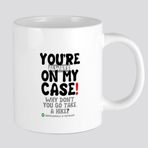 YOU'RE ALWAYS ON MY CAS 20 oz Ceramic Mega Mug