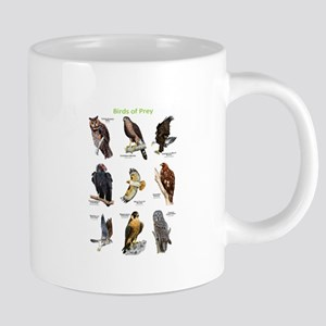 Northern American Birds of Prey Mugs