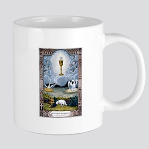 The holy eucharist - 1848 20 oz Ceramic Mega Mug