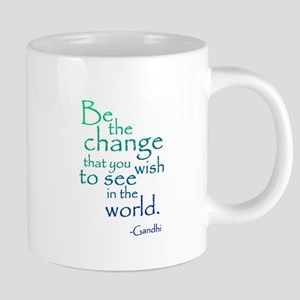 gradiantbethechange1 20 oz Ceramic Mega Mug