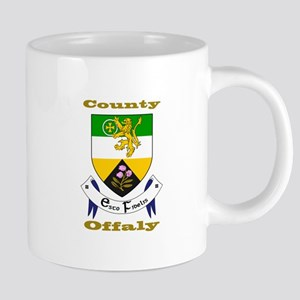 County Offaly 20 oz Ceramic Mega Mug