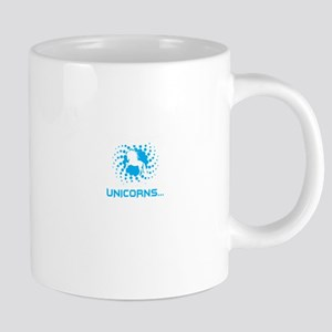 I Will Believe That There Are Unicorns Mugs