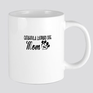 Catahoula Leopard Dog Mom Funny Gift Shirt Mugs