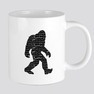 Bigfoot Sasquatch Yowie Yeti Yaren Skunk Ape Mugs