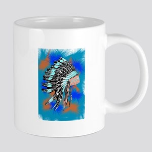 Native American Art Mugs