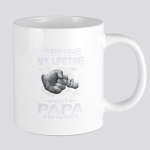 Call Me Papa New Version Mugs