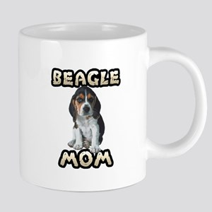 Beagle Mom 20 oz Ceramic Mega Mug