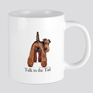 Airedale Terrier Talk Mugs