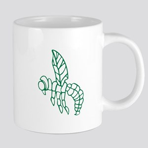 Green Hornet 20 oz Ceramic Mega Mug