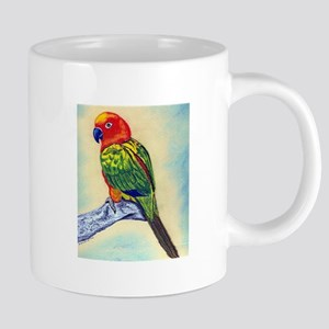 Sun Jenday Conure 20 oz Ceramic Mega Mug