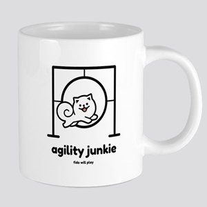 Agility Junkie Stainless Steel Travel Mugs