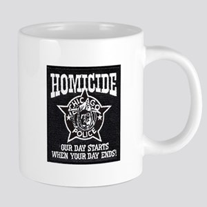 Chicago PD Homicide Mugs