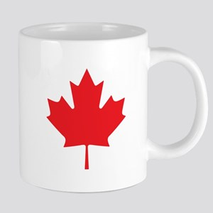 Canadian Maple Leaf 20 oz Ceramic Mega Mug