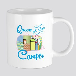 Queen of the Camper Mugs
