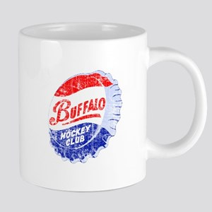 Vintage Buffalo Hockey 20 oz Ceramic Mega Mug
