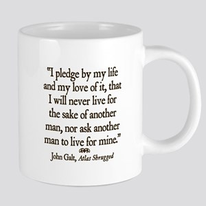 Galt Pledge Mugs