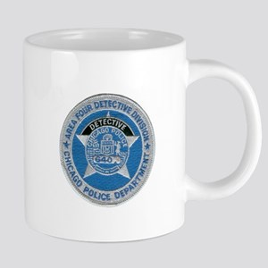 chicagopddet 20 oz Ceramic Mega Mug