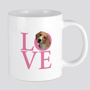 Love Beagle gifts and presents Mugs