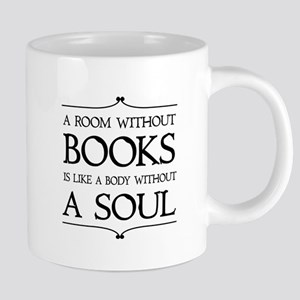 Room Without Books Mugs