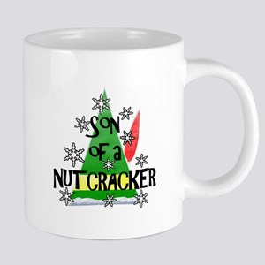 Son of a NUTCRACKER! Large Mugs