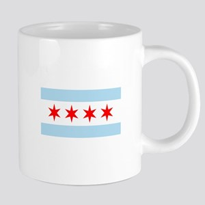 Chicago Flag Mugs