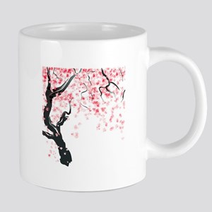 Japanese Cherry Tree 20 oz Ceramic Mega Mug