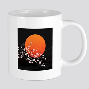 Asian Night 20 oz Ceramic Mega Mug