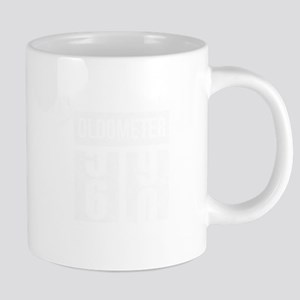 60 Oldometer 60th Birthday Gift Idea Mugs