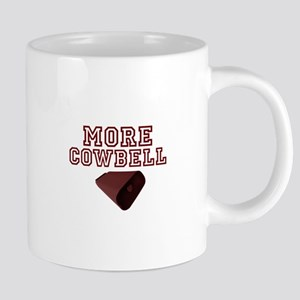 MORE COWBELL 20 oz Ceramic Mega Mug