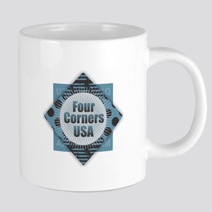 Four Corners USA Mugs