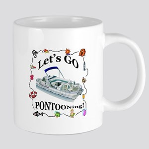 pontoon4 20 oz Ceramic Mega Mug