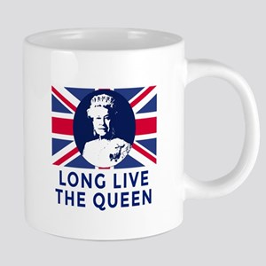 Queen Elizabeth II:  Long Live the Queen 20 oz Cer