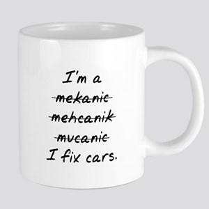 I Fix Cars 20 oz Ceramic Mega Mug