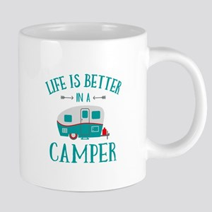 Life's Better Camper Mugs