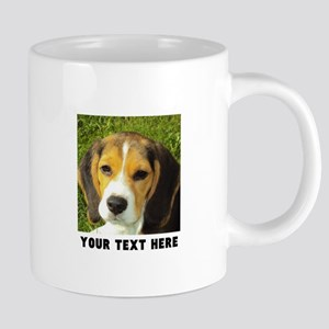 Dog Photo Personalized 20 oz Ceramic Mega Mug