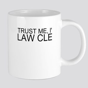 Trust Me, I'm A Law Clerk Mugs