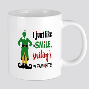 Buddy The Elf Smiling 20 oz Ceramic Mega Mug