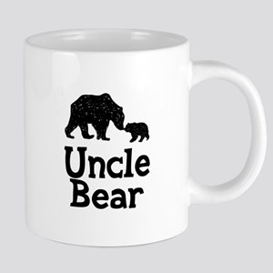 Uncle Bear 20 oz Ceramic Mega Mug