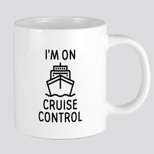 I'm On Cruise Control 20 oz Ceramic Mega Mug