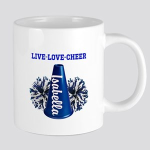 cheerleader personalize Mugs