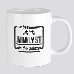 the best data analyst in the galaxy Mugs