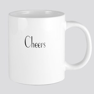 Cheers 20 oz Ceramic Mega Mug
