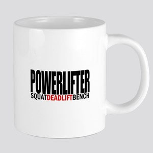 POWERLIFTER Mugs