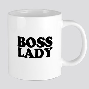 BOSS LADY Mugs
