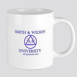 Smith Wilson University 20 oz Ceramic Mega Mug