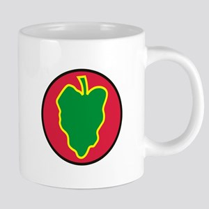 24th Infantry Division Mugs