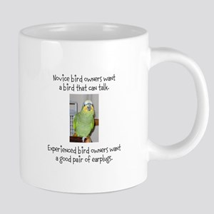 Noisy Bird Mugs